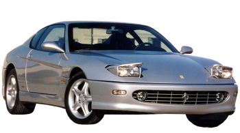 Ferrari 456 / Coupe / 2 doors / 1994-2004 / Front-right view
