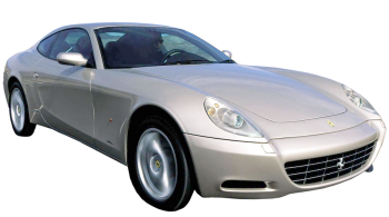 Ferrari 612 Scaglietti / Coupe / 2 doors / 2004-2011 / Front-right view