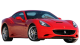 Ferrari California / Convertible / 2 doors / 2009-2012 / Front-right view