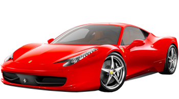 Ferrari 458 Italia / Coupe / 2 doors / 2010-2012 / Front-left view