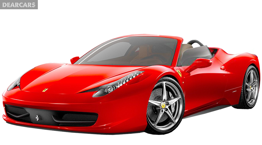 Ferrari 458 Spider Modifications Packages Options Photos