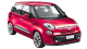 Fiat 500L / Minivan / 5 doors / 2012-2012 / Front-right view