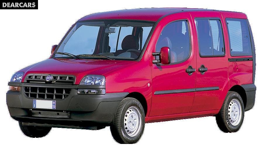 Fiat Doblo Modifications Packages Options Photos
