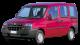 Fiat Doblo / Minivan / 5 doors / 2001-2012 / Front-left view