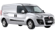 Fiat Doblo Combinato / Minivan / 5 doors / 2012-2012 / Front-right view