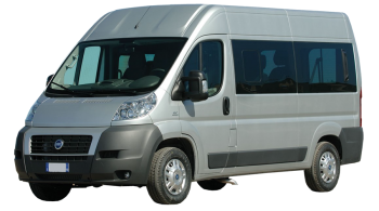 Fiat Ducato Combinato / Bus / 4 doors / 2012-2012 / Front-left view