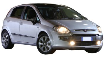 Fiat Punto Evo / Hatchback / 5 doors / 2009-2012 / Front-right view