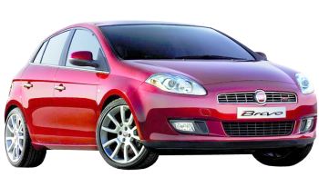 Fiat Bravo / Hatchback / 5 doors / 2002-2012 / Front-right view view