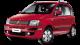 Fiat Panda Classic / Hatchback / 5 doors / 2012-2012 / Front-left view