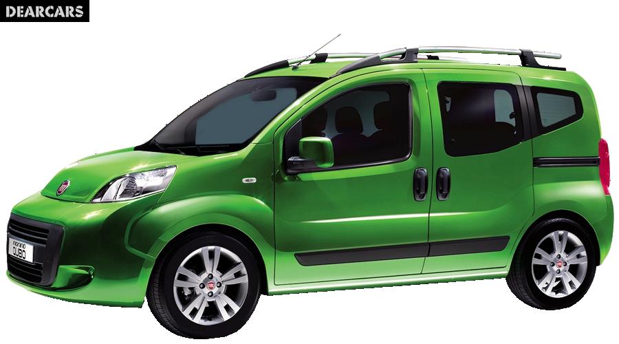 FIAT Qubo  13 Multijet 16v 95 MyLife  Minivan  5 doors  95 hp
