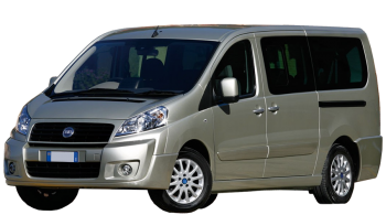 Fiat Scudo Combi / Bus / 4 doors / 2012-2012 / Front-left view