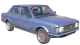 Fiat Argenta / Sedan / 4 doors / 1981-1986 / Front-right view
