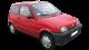 Fiat Cinquecento / Hatchback / 3 doors / 1992-1998 / Front-right view