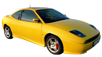 Fiat Coupe / Coupe / 2 doors / 1994-2000 / Front-right view