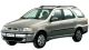 Fiat Palio Weekend / Wagon / 5 doors / 1997-2001 / Front-left view