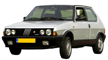 Fiat Ritmo / Hatchback / 3 doors / 1979-1988 / Front-left view