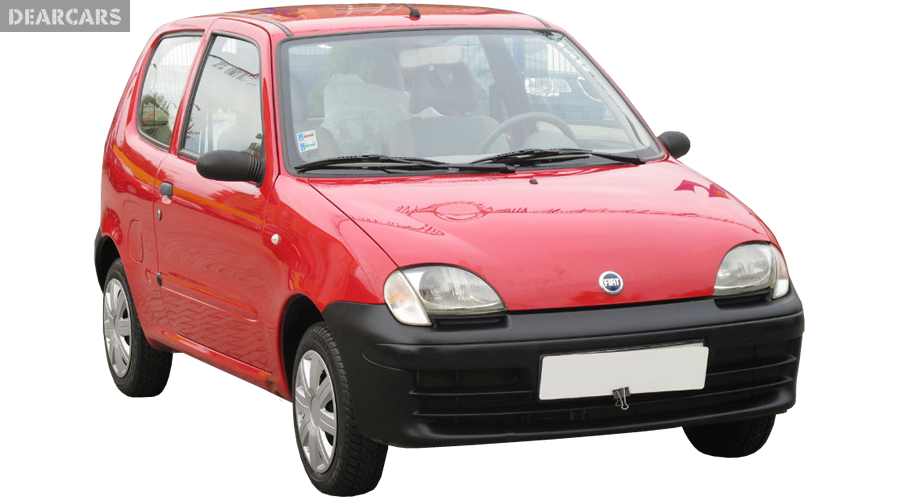 fiat seicento modifications packages options photos. Black Bedroom Furniture Sets. Home Design Ideas