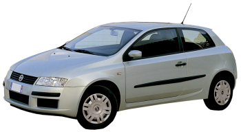Fiat Stilo / Hatchback / 3 doors / 2001-2007 / Front-left view