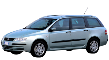 Fiat Stilo Multi Wagon / Wagon / 5 doors / 2003-2008 / Front-left view