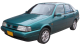 Fiat Tempra / Sedan / 4 doors / 1991-1995 / Front-left view