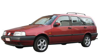 Fiat Tempra SW / Wagon / 5 doors / 1991-1996 / Front-left view