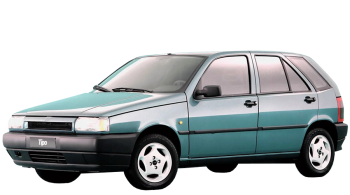 Fiat Tipo / Hatchback / 5 doors / 1988-1995 / Front-left  view