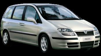 Fiat Ulysse / Minivan / 5 doors / 2002-2007 / Front-right view