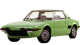 Fiat X 1/9 / Coupe / 2 doors / 1979-1981 / Front-left view