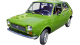 Fiat 127 / Hatchback / 3 doors / 1977-1986 / Front-left view