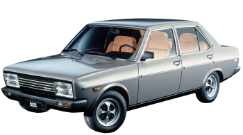 Fiat 131 / Sedan / 4 doors / 1978-1983 / Front-left view