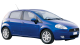 Fiat Grande Punto / Hatchback / 5 doors / 2006-2011 / Front-right view