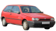 Fiat Tipo / Hatchback / 5 doors / 1988-1995 / Front-right view