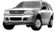 Ford Explorer / SUV & Crossover / 5 doors / 2002-2005 / Front-left view