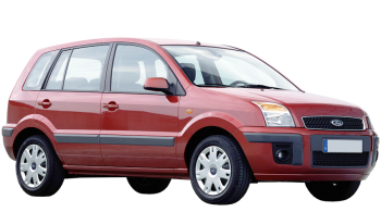 Ford Fusion / Minivan / 5 doors / 2002-2012 / Front-right view