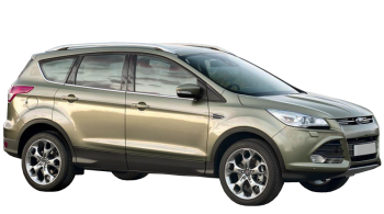 Ford Kuga / SUV & Crossover / 5 doors / 2008-2012 / Front-right view