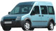 Ford Tourneo Connect / Minivan / 5 doors / 2003-2011 / Front-left view