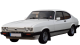 Ford Capri / Coupe / 3 doors / 1978-1984 / Front-left view