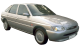 Ford Escort / Hatchback / 5 doors / 1995-2000 / Front-right view