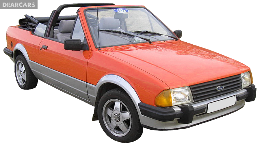 ford escort cabrio modifications packages options photos. Black Bedroom Furniture Sets. Home Design Ideas