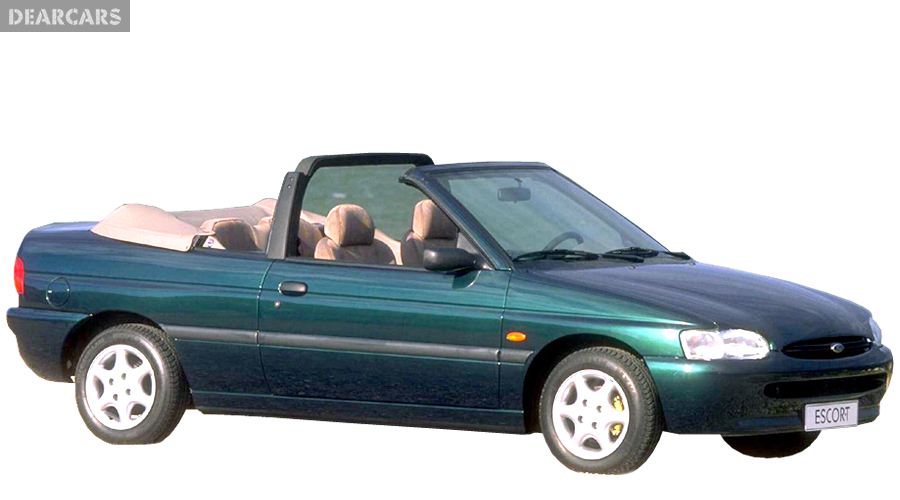 ford escort cabriolet modifications packages options. Black Bedroom Furniture Sets. Home Design Ideas