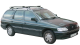 Ford Escort Clipper / Wagon / 5 doors / 1991-1995 / Front-right view