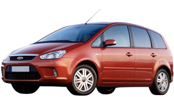 Ford Focus C-MAX / Minivan / 5 doors / 2003-2007 / Front-left view