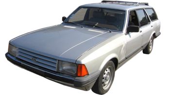 Ford Granada Stationwagon / Wagon / 5 doors / 1977-1985 / Front-left view