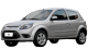 Ford Ka / Hatchback / 3 doors / 2008-2012 / Front-left view