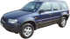 Ford Maverick LWB / SUV & Crossover / 5 doors / 1993-1998 / Front-left view