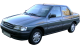 Ford Orion / Sedan / 4 doors / 1983-1993 / Front-left view