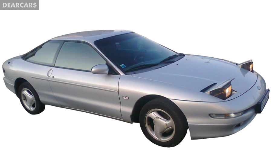 Ford Probe Coupe 3 Doors 1994 1998 Front Right View