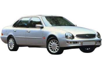 Ford Scorpio / Sedan / 4 doors / 1994-1998 / Front-right view