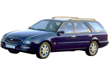 Ford Scorpio Wagon / Wagon / 5 doors / 1992-1998 / Front-left view