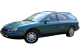 Ford Taurus Stationwagon / Wagon / 5 doors / 1996-1998 / Front-left view